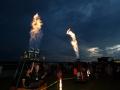 Candlestick glowR