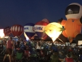 Glowing balloons 5R