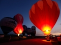 Glowing balloons 6R